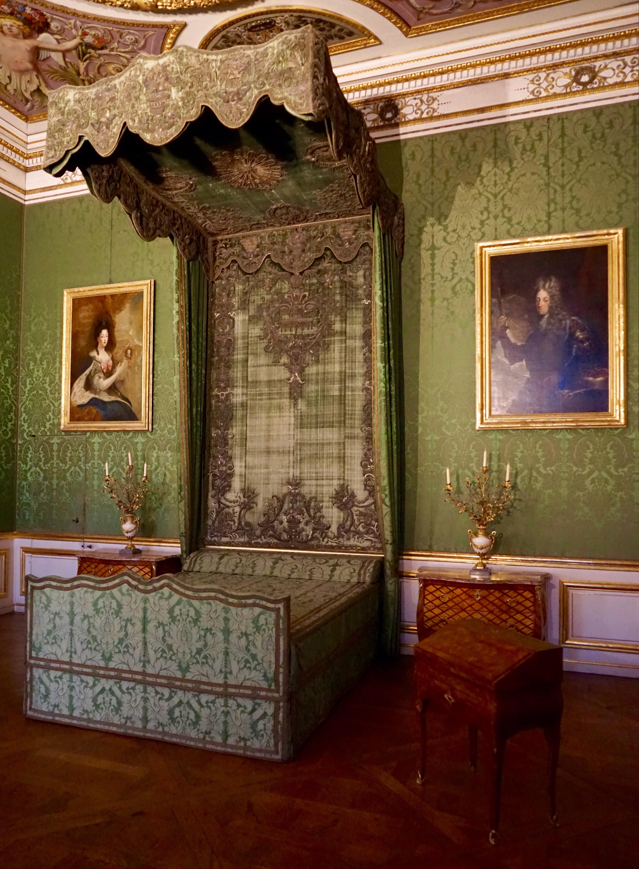 Im Schloss Nymphenburg – durchs Schlafzimmer in die ...